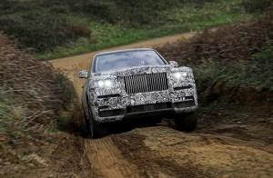 Potvrzeno! První SUV značky Rolls-Royce se opravdu bude jmenovat Cullinan