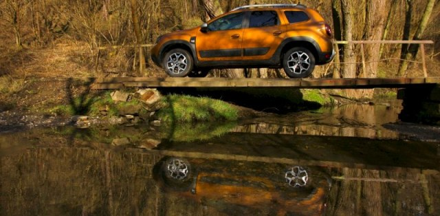 Test Dacia Duster 1,5 dCi 80 kW S&S 4WD