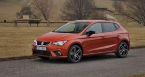 Test SEAT Ibiza FR 1.5 TSI Evo 110 kW ACT