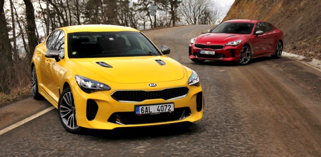 Test: Kia Stinger