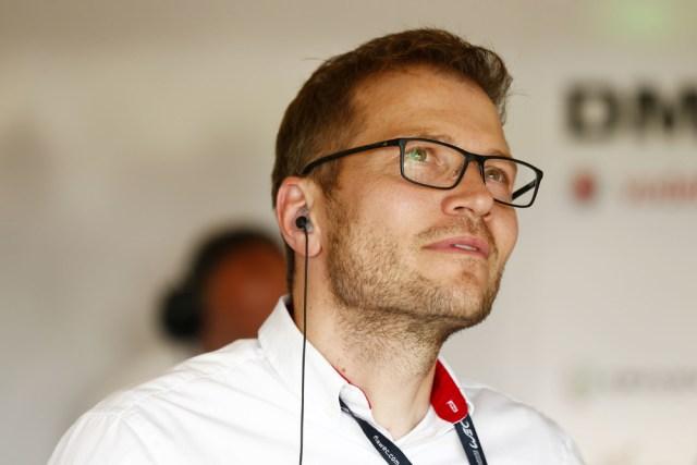 Andreas Seidl, vedoucí týmu Porsche LMP Team
