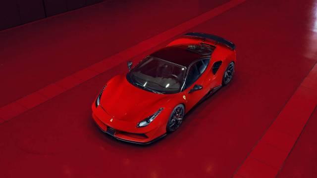 Pogea Racing FPlus Corsa: Ferrari 488 Pista