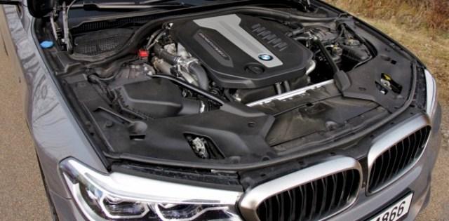 Test BMW M550d xDrive Touring (2018)