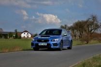 Test Subaru WRX STI (2018)