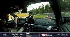 BMW-M5-Nurburgring