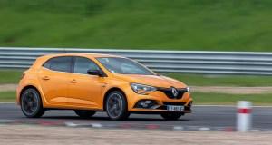 První jízda: Renault Mégane R.S.