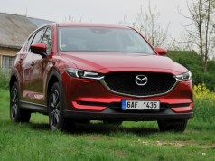 Test Mazda CX-5 2.2 SkyActive AWD