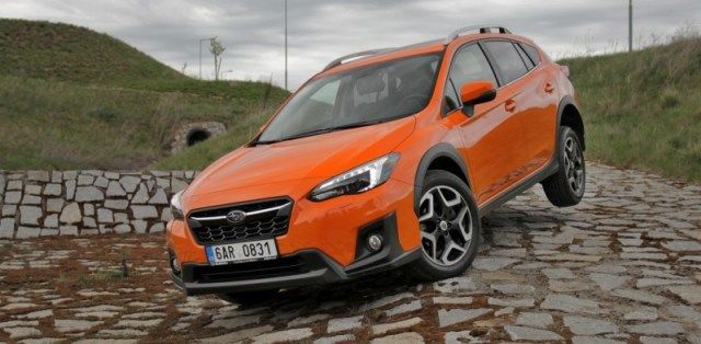 Test Subaru XV 2.0i-S EyeSight Lineartronic