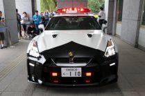 Nissan gtr policie (3)