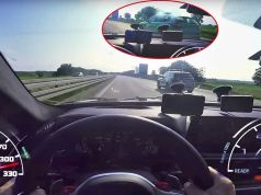 BMW-M5-30-kmh-na-dalnici-video