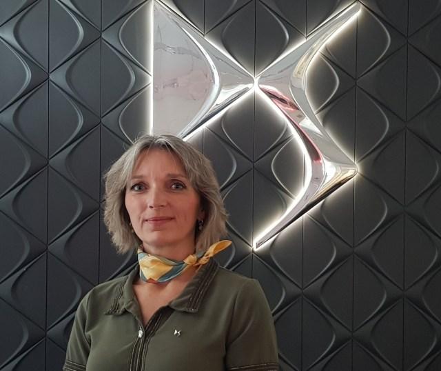 Martina BEDRNOVÁ, ředitelka značky DS