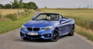 Test BMW 230i Cabrio