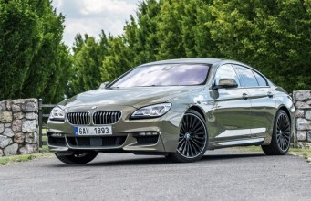 Test BMW 650i Gran Coupé xDrive
