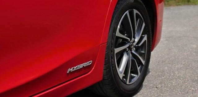 Test hybridu Lexus CT 200h