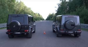 srovnani-2x-mercedes-amg-g63-video