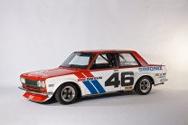 Nissan Heritage 1970 BRE Datsun 510 Race Car