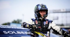 WRC comeback with Volkswagen: Petter Solberg to drive the new P