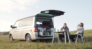 Test Volkswagen T6 s vestavbou Nest