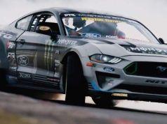 Nurburgring drift - Vaughn Gittin Jr. - Ford Mustang RTR