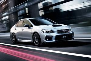 Subaru představilo novou edici WRX STI. Znovu jen pro Japonsko