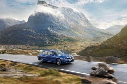 BMW 3 Sedan (1)