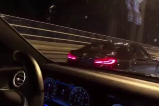 BMW M5 Competition - Mercedes-AMG E 63 S?