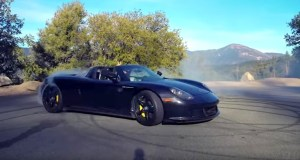 porsche-carrera-gt-a-almborghini-gallardo-lp-560-2-donut-video