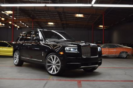 Rolls-Royce Cullinan & Forgiato Concavo