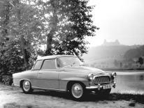 ŠKODA FELICIA u Trosek (Československo 1959)