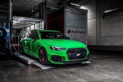 ABT Audi RS4+1