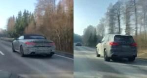 spy-video-bmw-m8-cabrio-a-bmw-x5-m-spy-na-dalnici