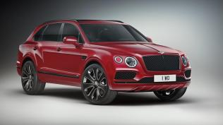 Bentley Bentayga Design Series 1 (1)