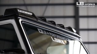 mercedes G63 AMG Liberty Walk (7)