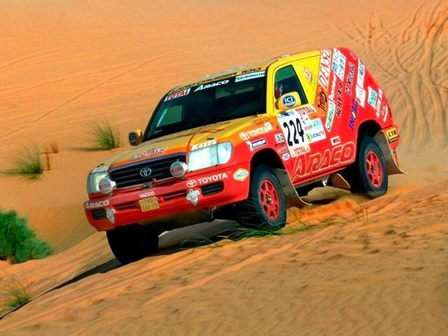 Toyota-Land-Cruiser-100-Dakar-Rally-Car-1999