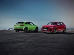 2020 Audi RS Q3 a Audi RS Q3 Sportback