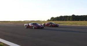 Ferrari_Enzo-a-Ferrari_LaFerrari-zavod-video