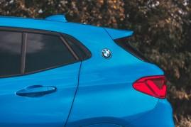 Test BMW X2 M35i xDrive (2019)