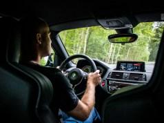 Test BMW M2 Compeition M Performance (2019), foto: Petr Kantner