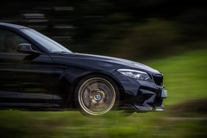 Test BMW M2 Competition M Performance (2019), foto: Petr Kantner