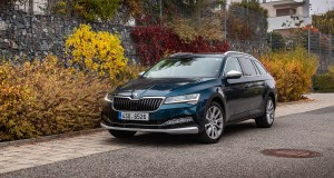 Test Škoda Superb Scout 2.0 TSI 4×4