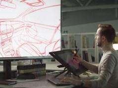 Ford erprobt eine neue Methode, die es Designern per 3D oder Virtual Reality ermöglicht, ihre Ideen umgehend zu visualisieren und aus der Perspektive des Fahrers oder anderer Passagiere zu erleben.