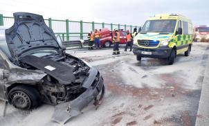 hasiči nehoda 1