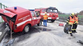 hasiči nehoda 2