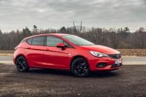 Opel Astra 1.4 CVT