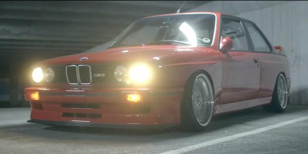 Příběh, ve kterém BMW M3 E30 zachrání svému majiteli práci, vás chytí za srdce