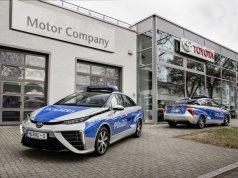 Toyota-Mirai-vodik-policie-berlin