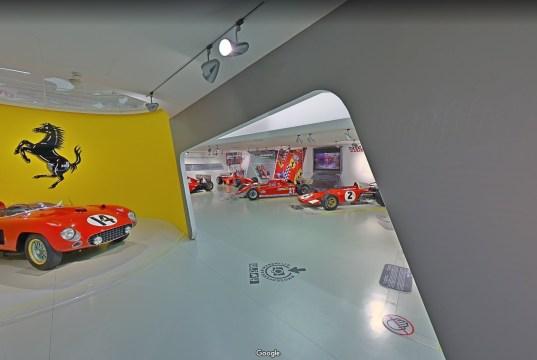 ferrari-muzeum-google-street-view