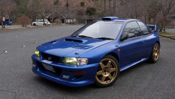 Příběh závodního Subaru, které se po letech dočkalo přestavby a může i na silnice