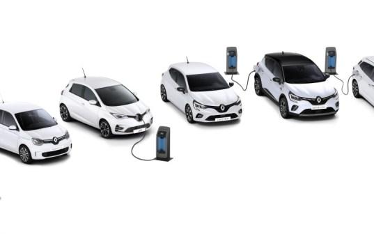 Renault-EV-range