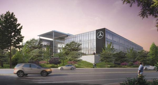 Americké zastoupení Mercedesu chce z práce z domu udělat standard. Kanceláře budou výjimkou